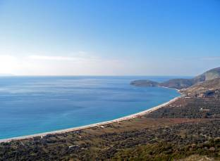 Albaniens Adriaküste (Foto:)