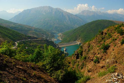 Die Albanischen Alpen