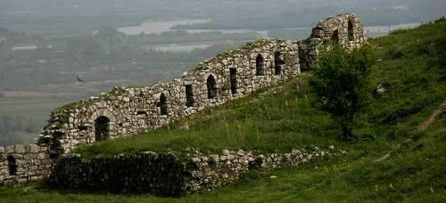 Rozafa-Burg