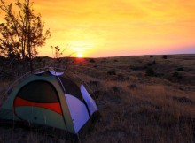 Camping in Osteuropa