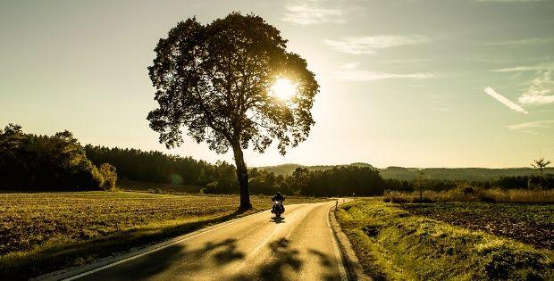Motorradreisen in Kanada